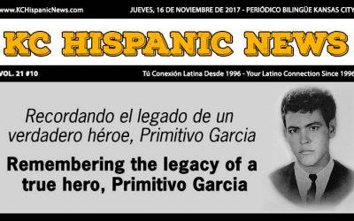 Remembering the legacy of a true hero, Primitivo Garcia