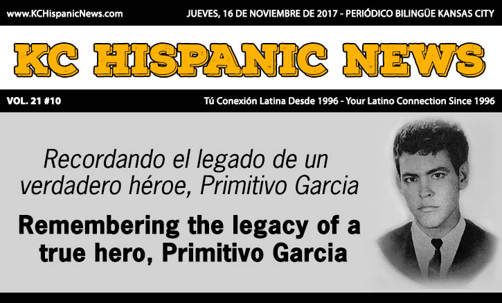 Remembering the legacy of a true hero, Primitivo Garcia
